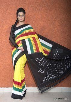 domination Saree blouse