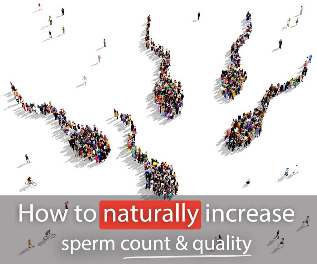 best of Sperm lower Can count anibiotics