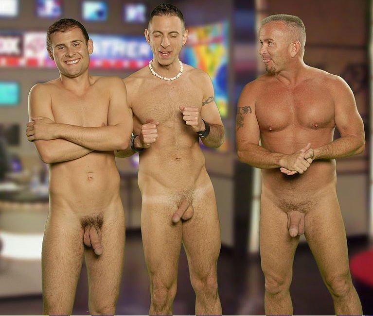 Streaming canada naked news