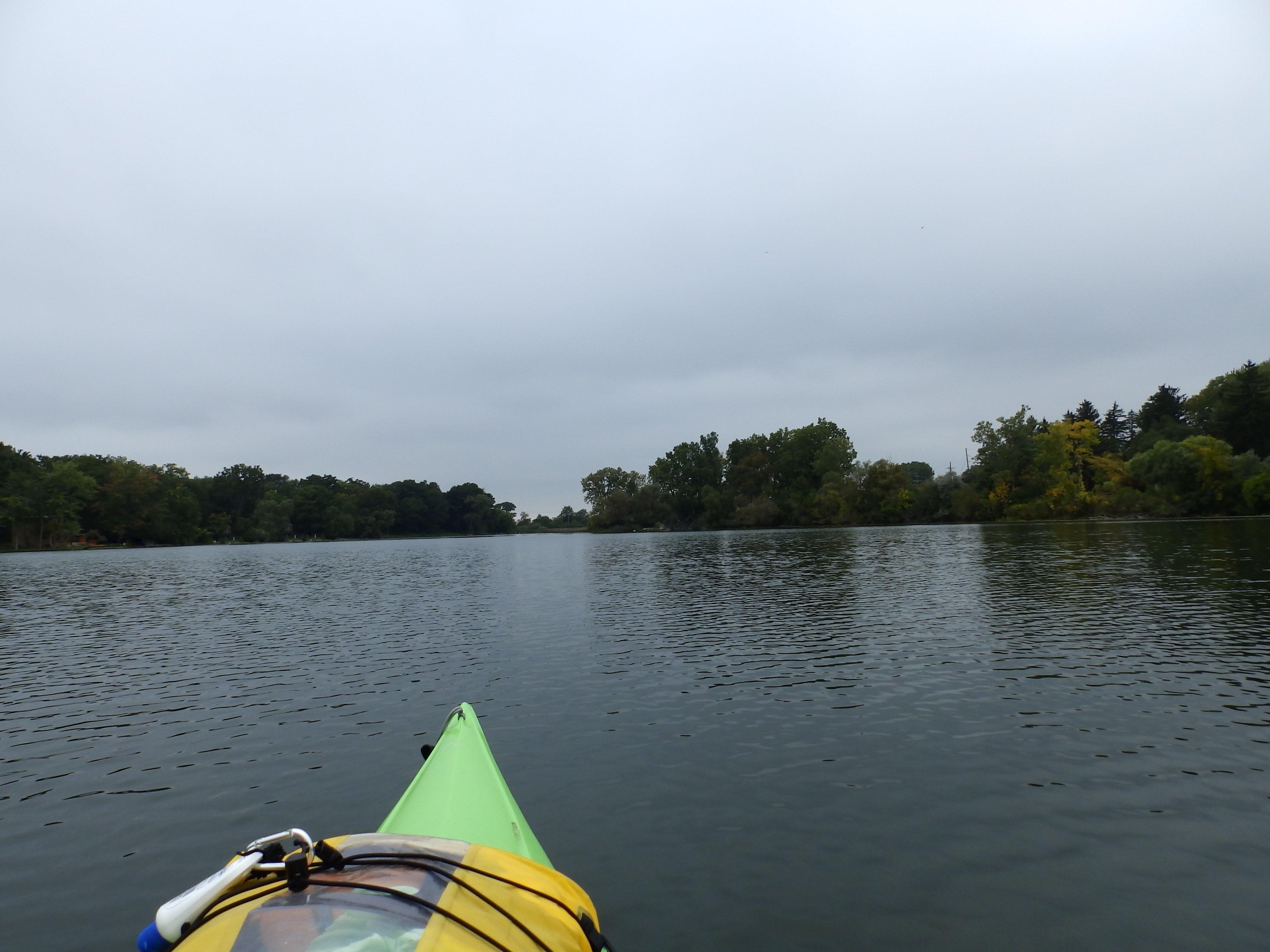 Thumbprint reccomend Canoeing around redhead fl