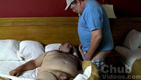 Chubby man fuck