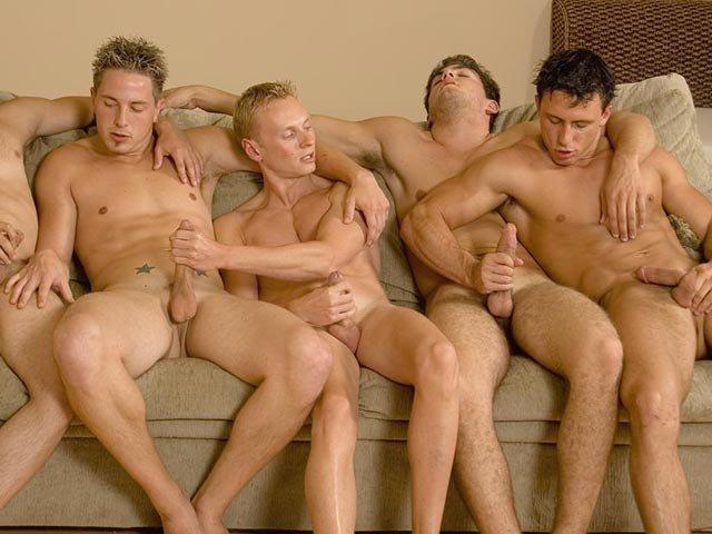 Wife nude circle jerk