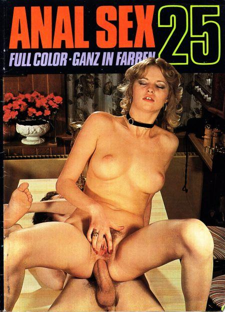 Anal sex color climax something