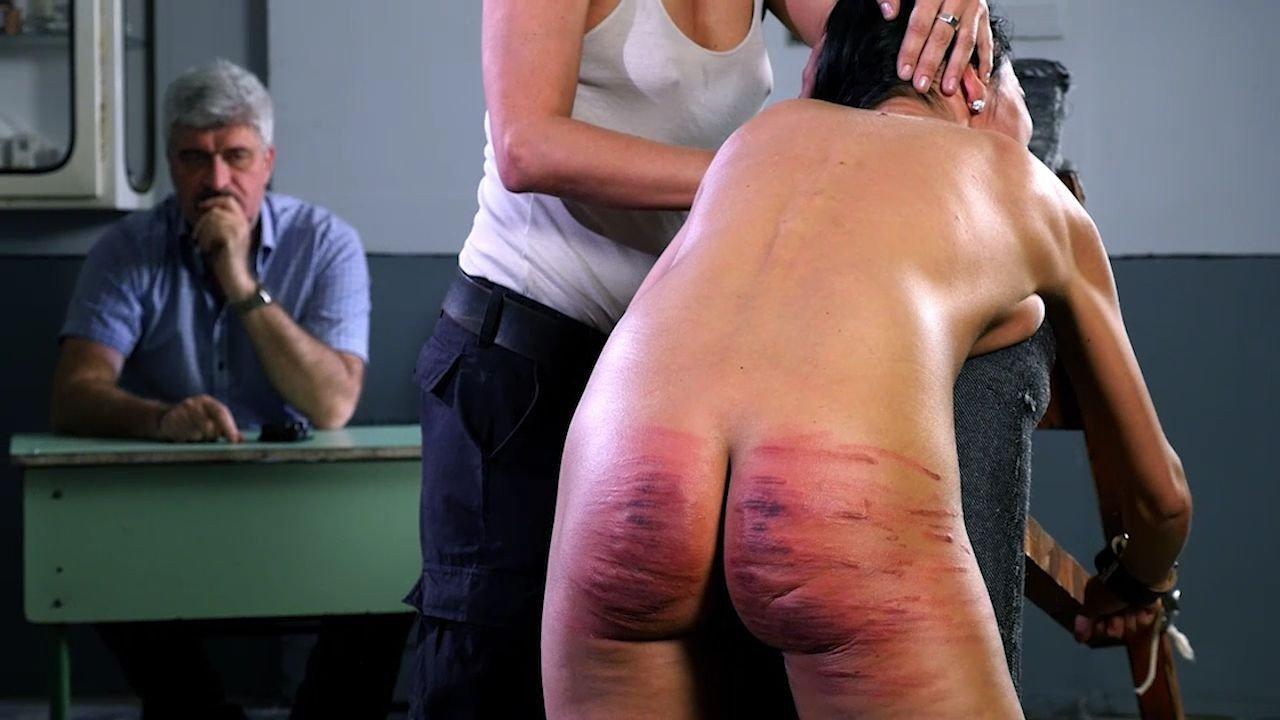 Extreme spank movie
