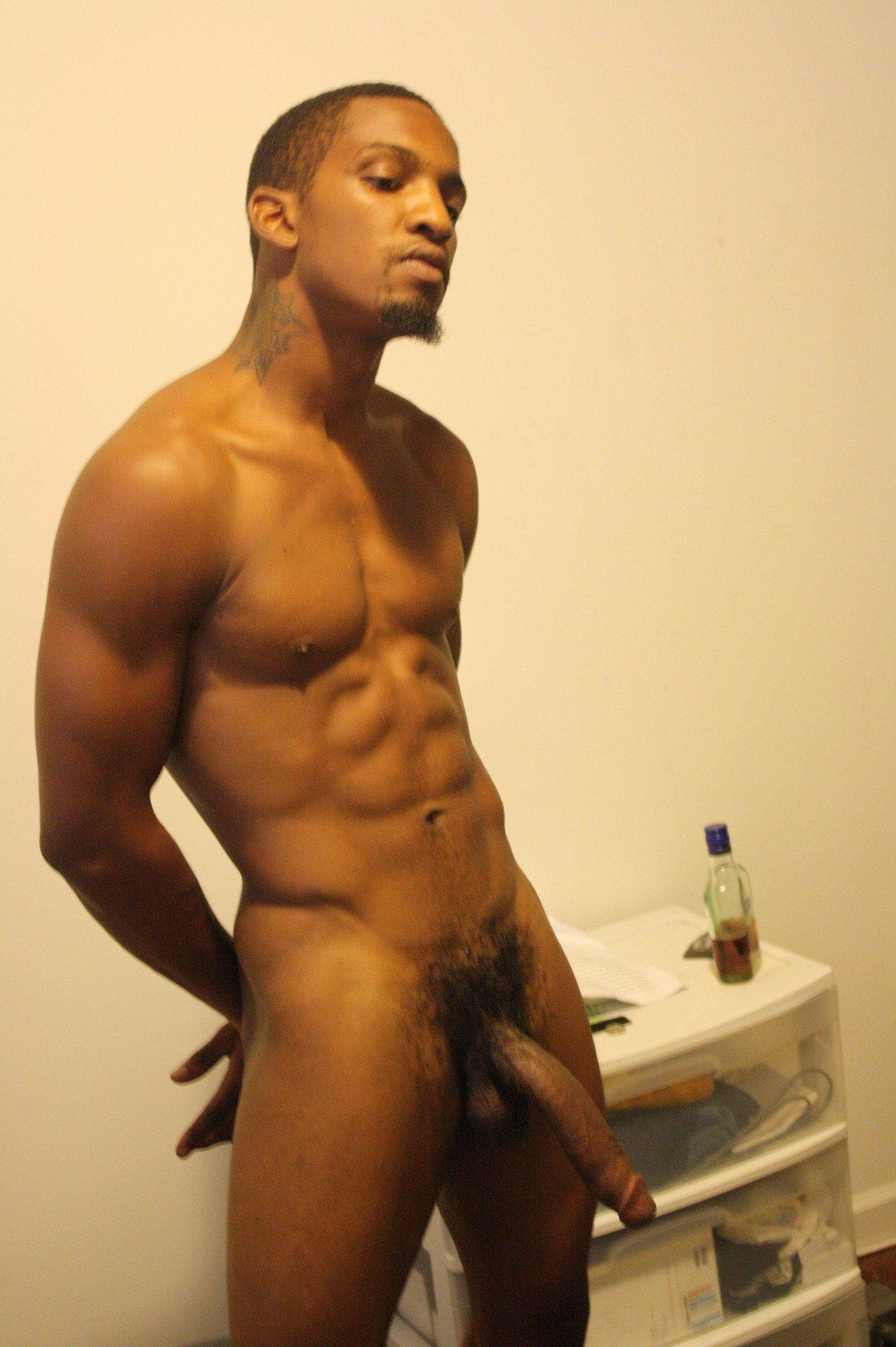 Hot black men with big dicks
