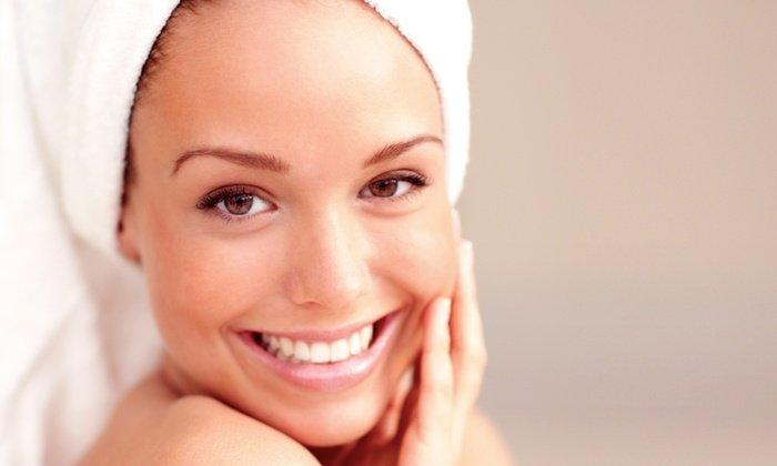 best of Boston Day spa area facial