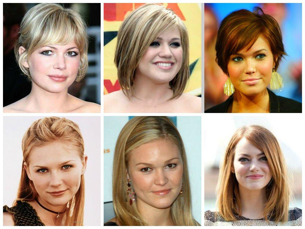 best of For shapes chubby face Hairstyles round