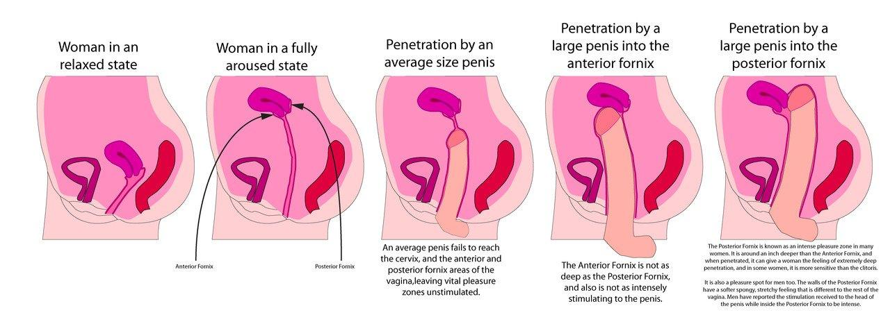 Deepest penetration pictures