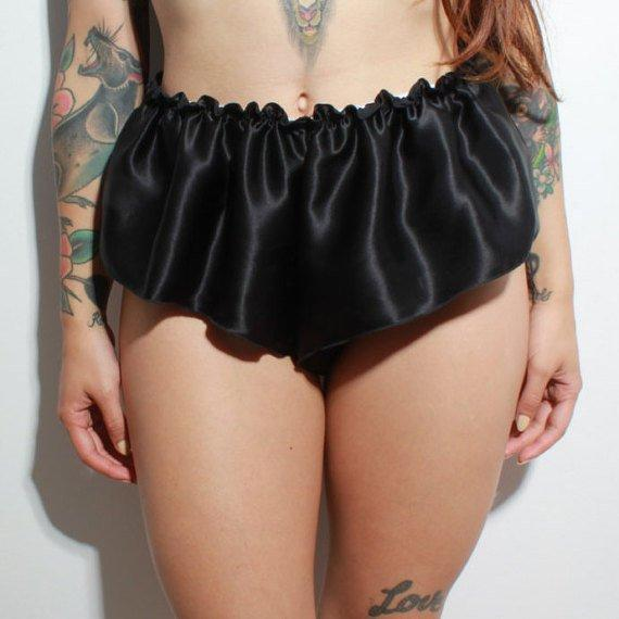 French knickers fetish