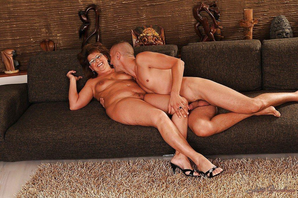Older women sex bondage