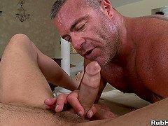 Field G. reccomend Horny gay daddy