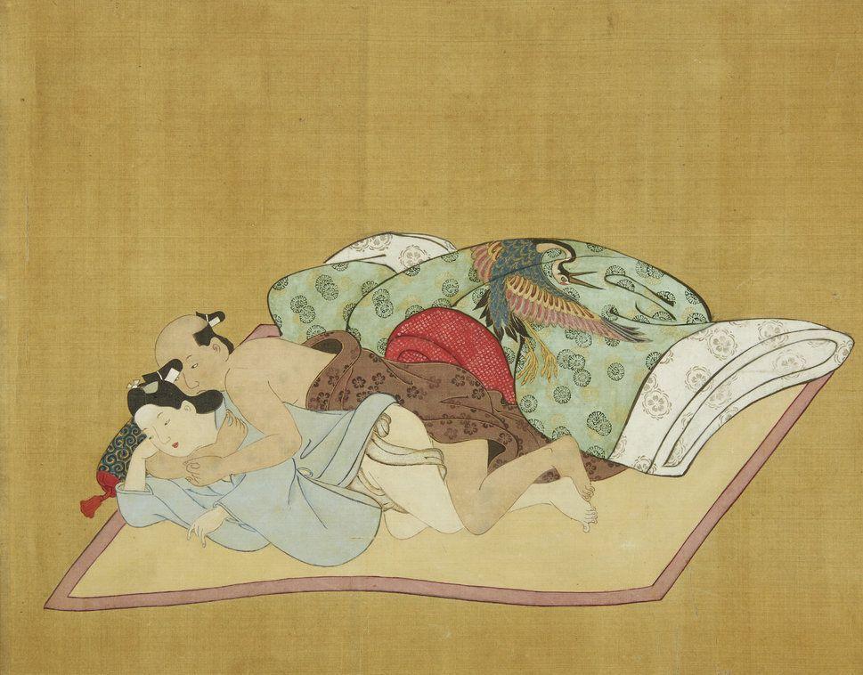 Happiness! 17th century hentai