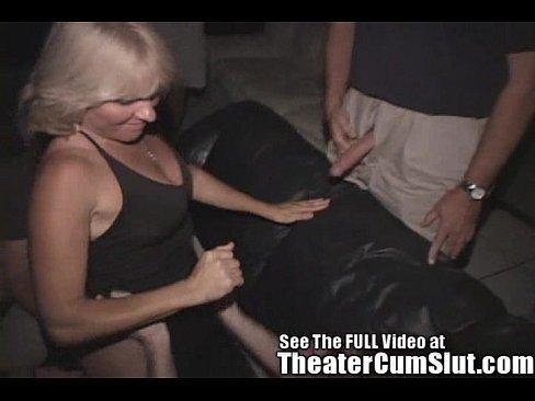 Theater porn movie sex