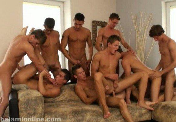 best of Orgie clips gay Free