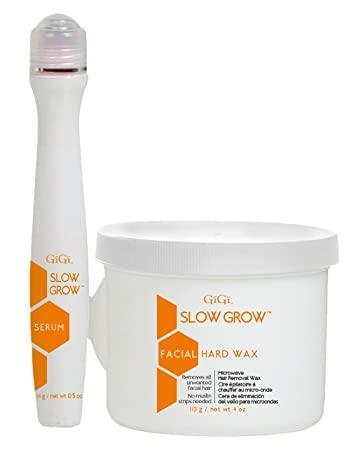 Black P. reccomend Facial wax system