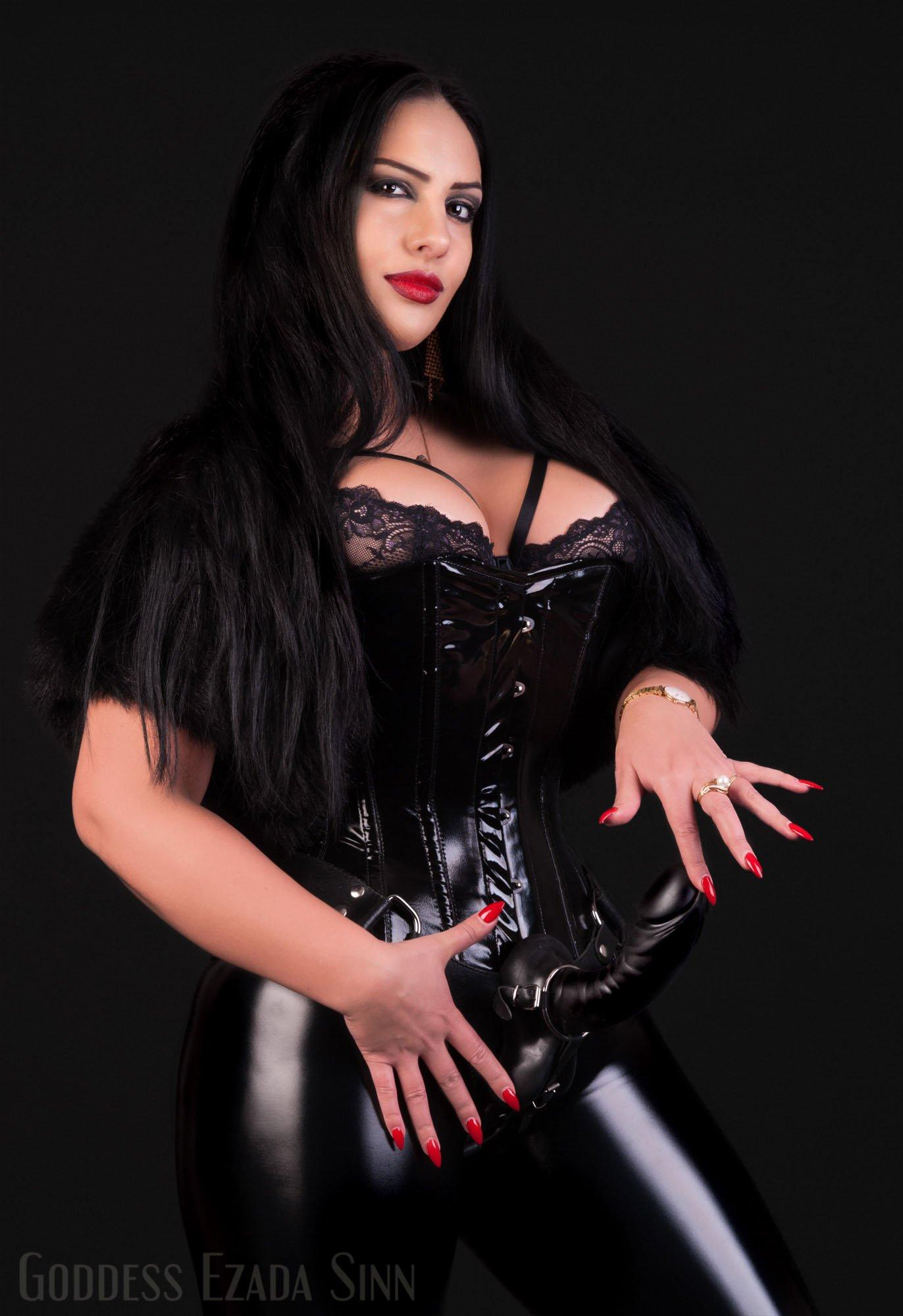 Stories female domination bondage corset