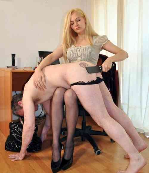 Women spanking women tube