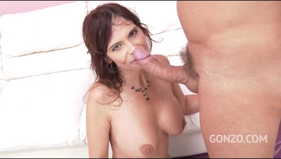 Hairy pussy senior woman