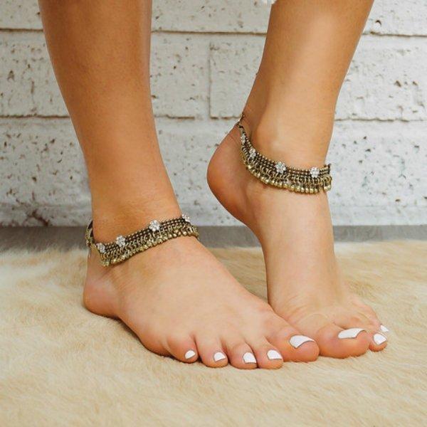 best of Fetish sandals Foot