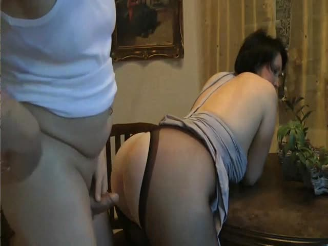 foreign amateur fucked from behind