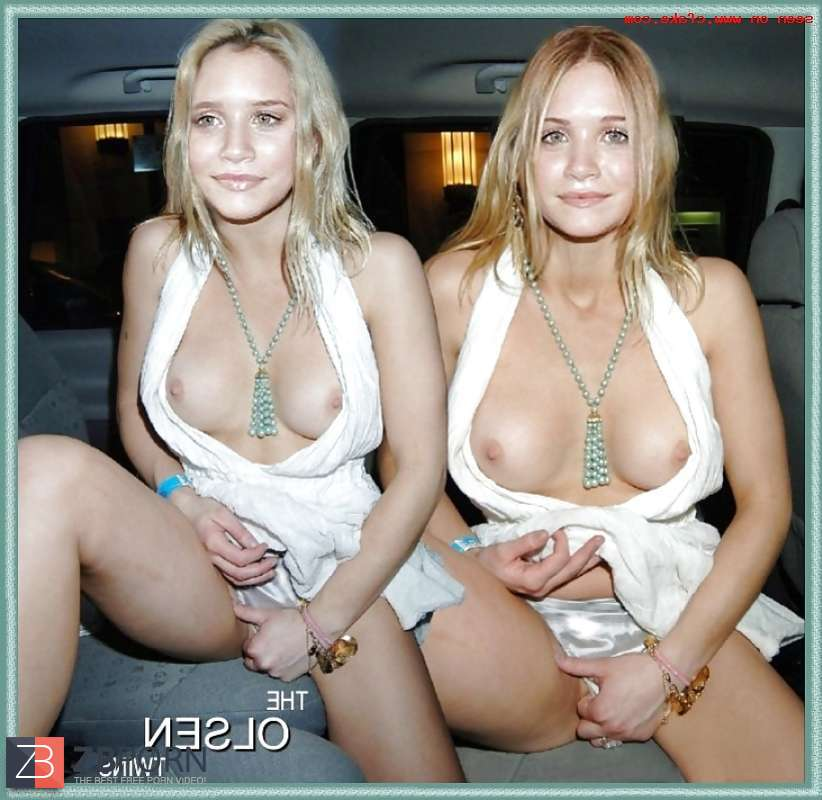 fakes mary nude kate and ashley olsen