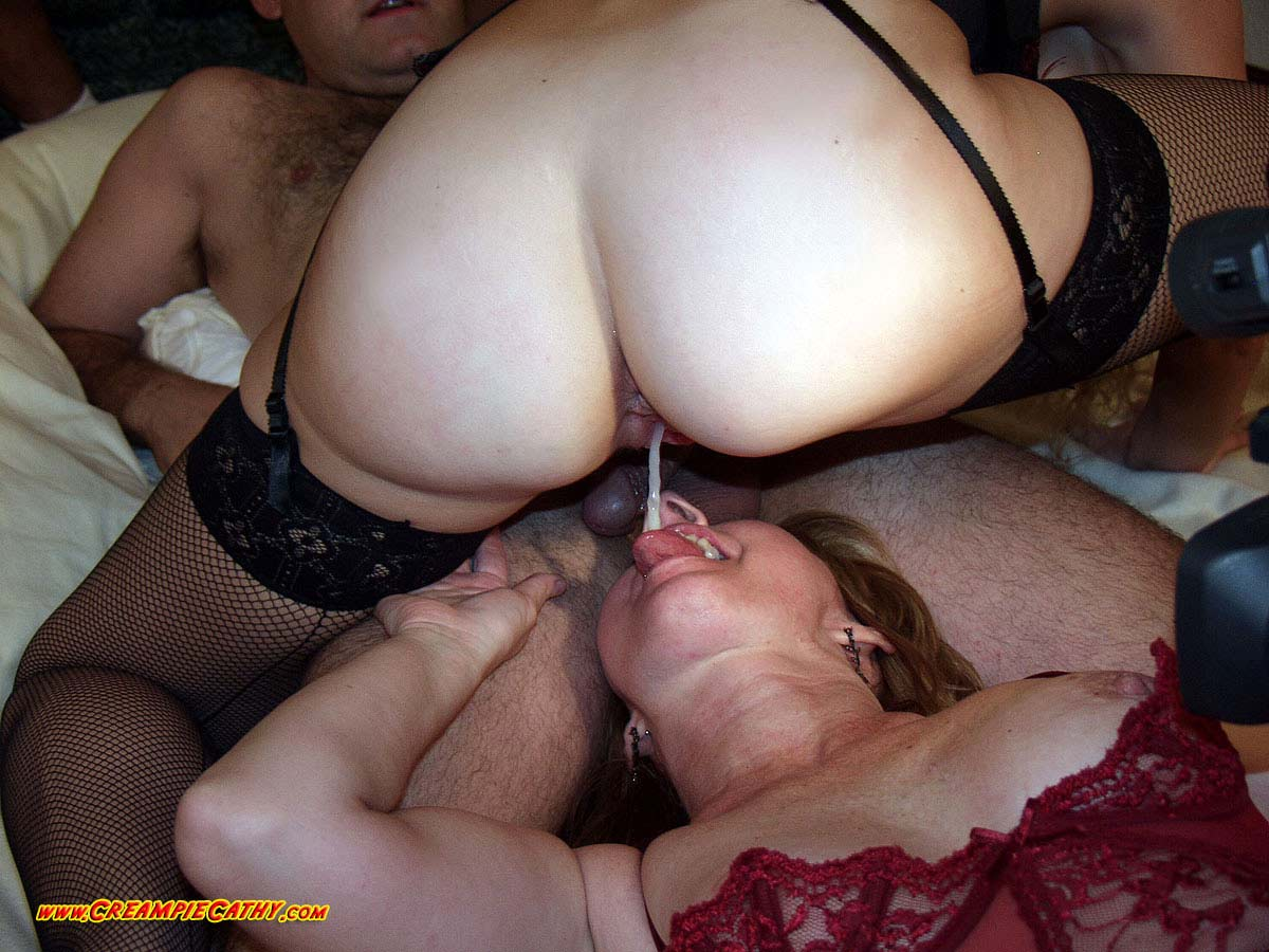 Fucking multiple creampie