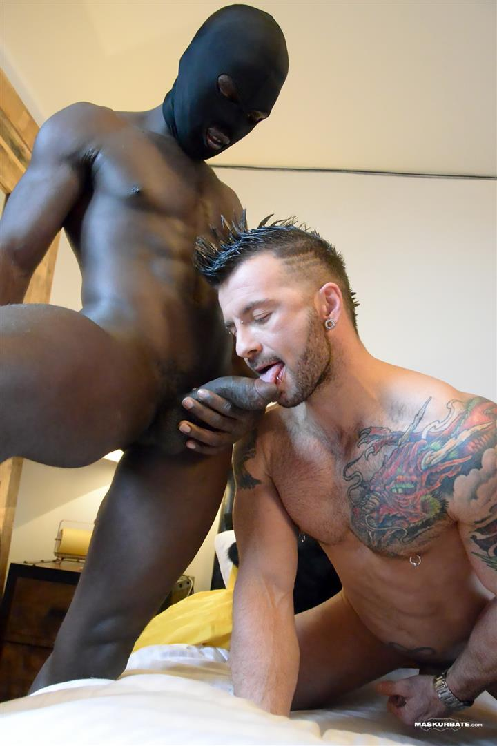 Black cocks gay videos
