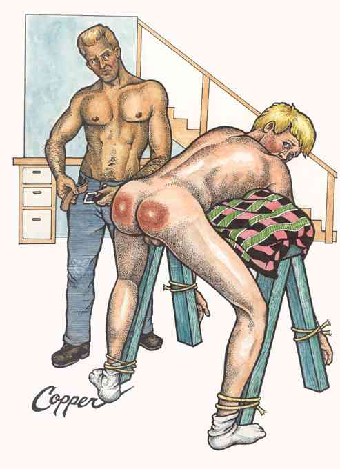 Male To Male Spanking