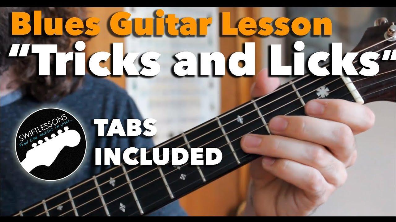 Lala reccomend Guitar trick and lick