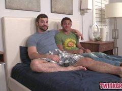 POTUS reccomend Horny gay daddy