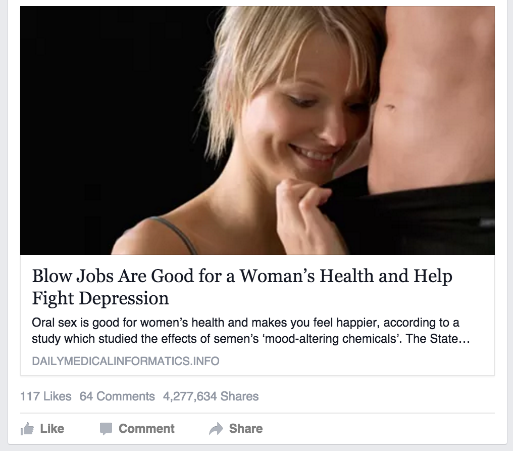 What is it like to have a blowjob