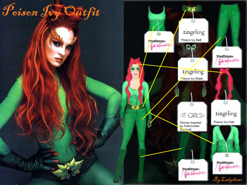 Ivy redhead pics