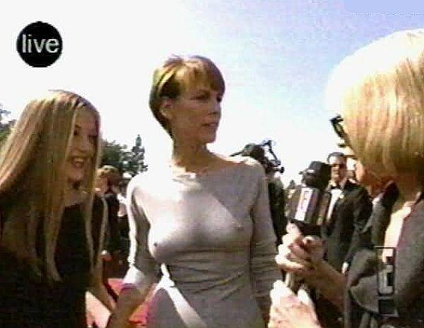 Jessica R. reccomend Jamie lee curtis upskirt