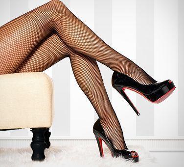 Leg pantyhose hosiery