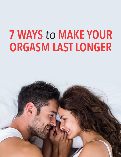 best of Last longer his orgasm Make