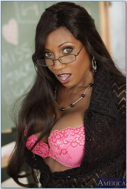 Mature ebony teachers pics