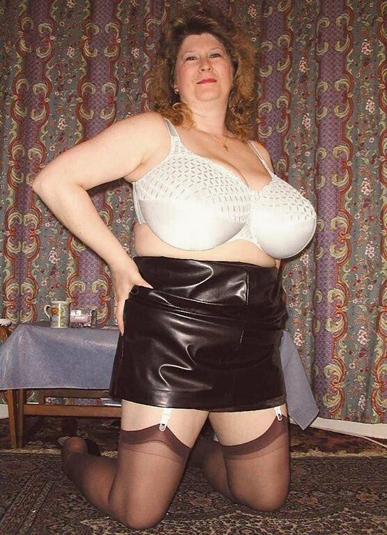 Bbw mature domination