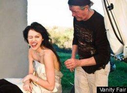 Aquamarine reccomend Miley cyress nude pic vanity fair