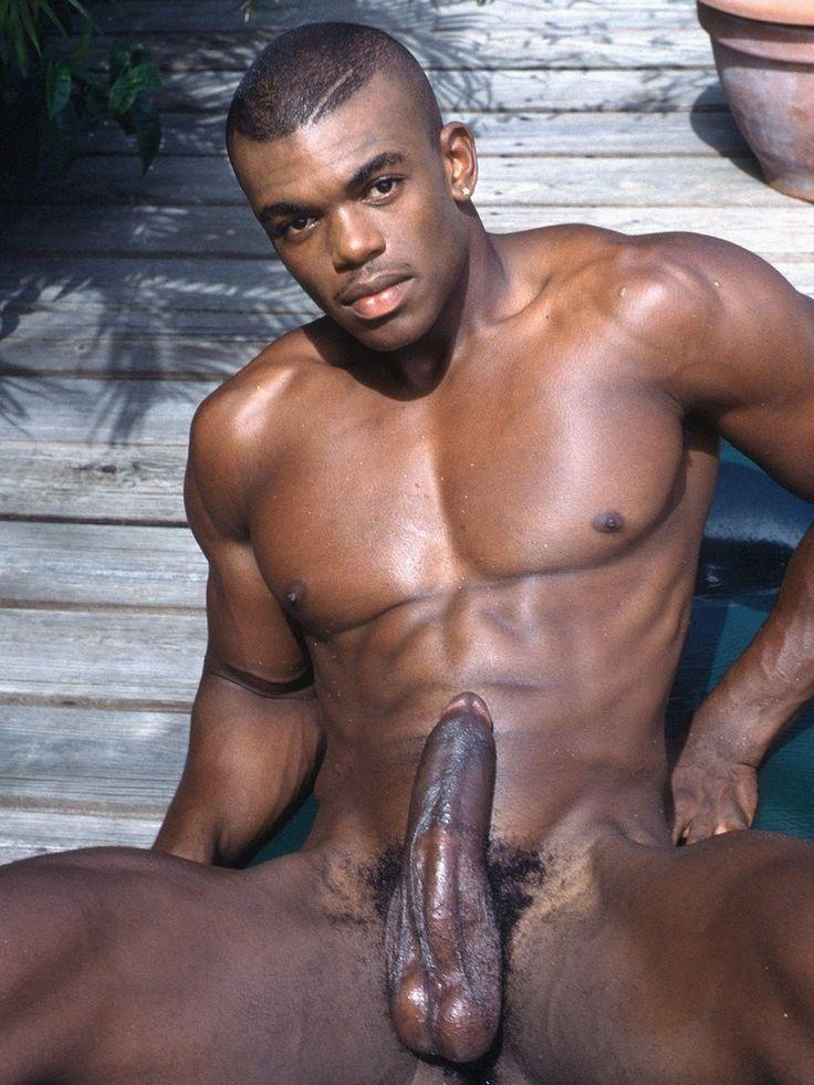 dick Naked black men
