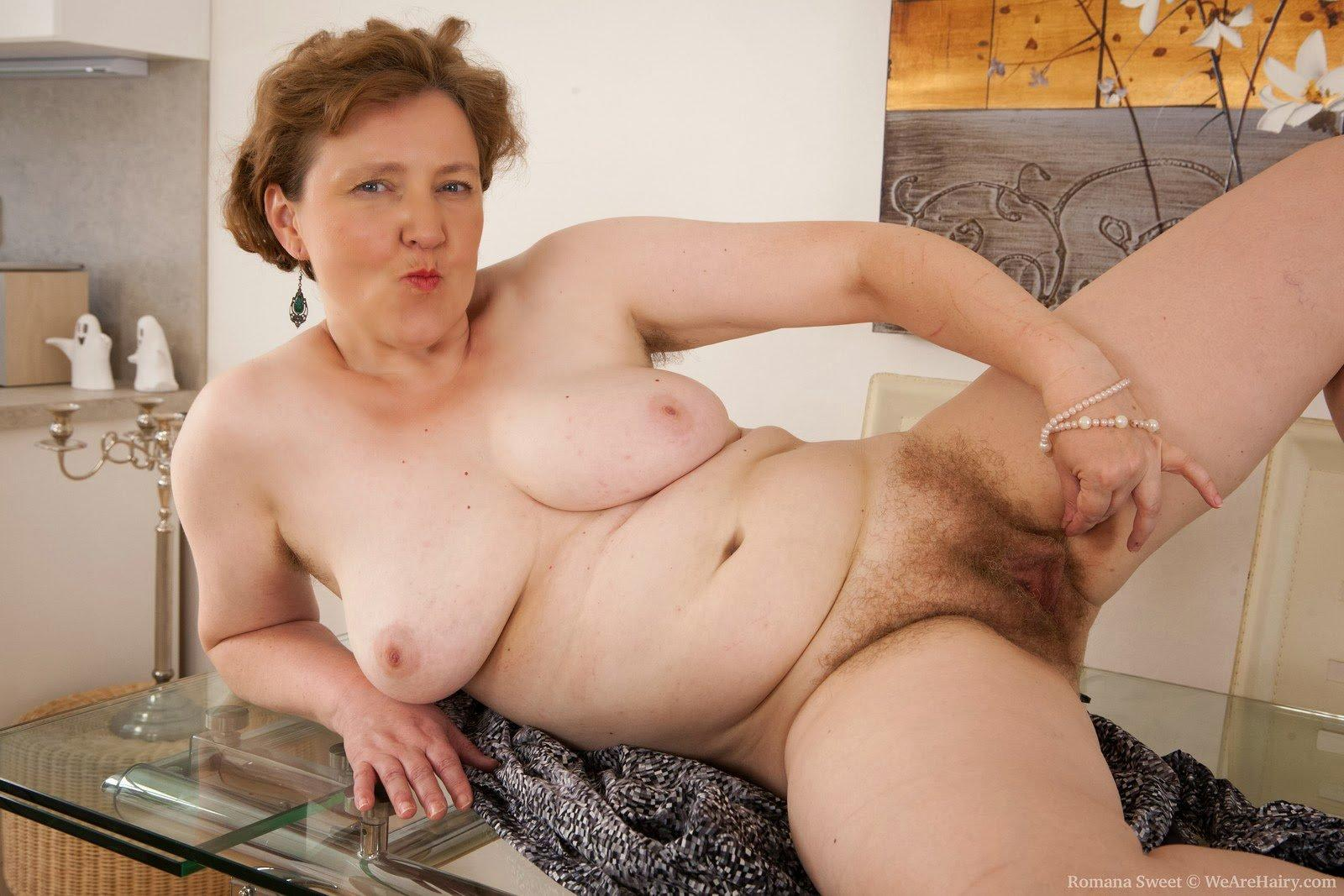 hairy mature women having sex