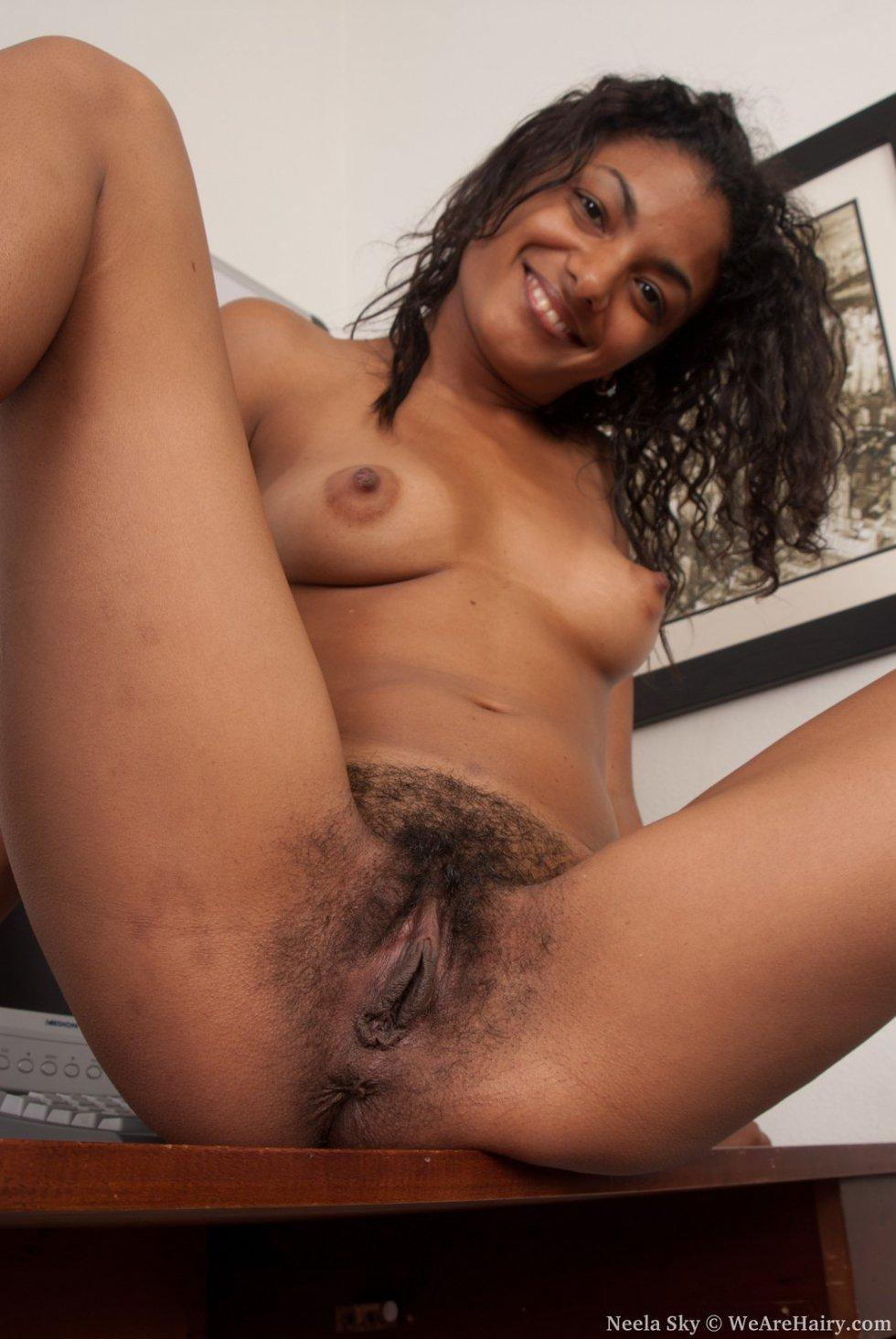 Naked hairy girl videos