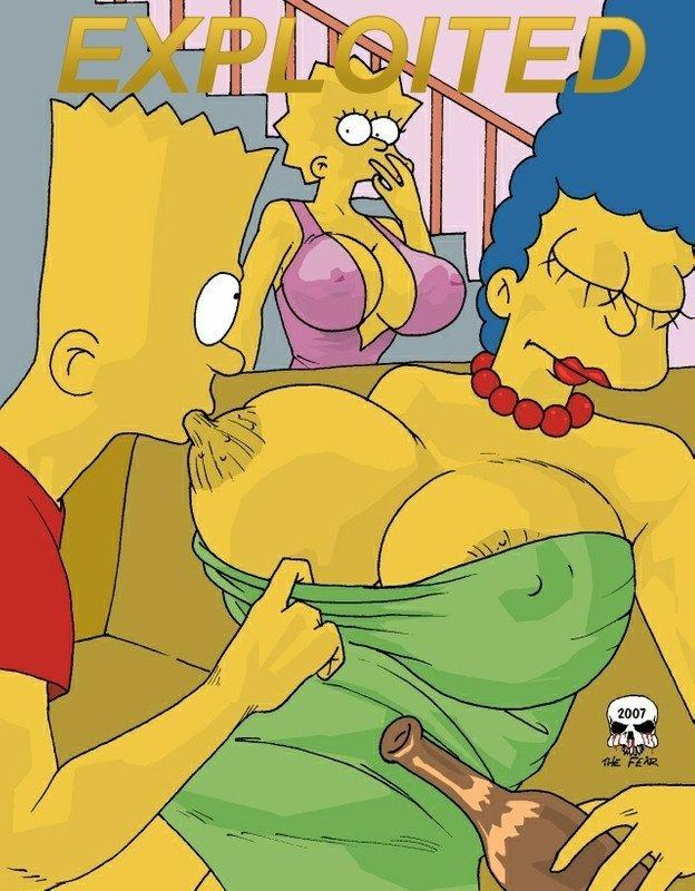 best of Simpson Nasty fear lisa busty