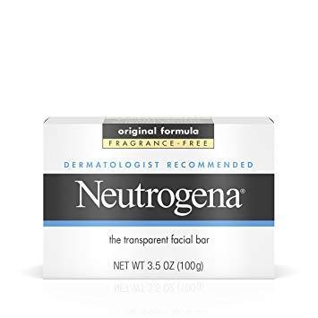 best of Bar Neutrogena facial dry skin