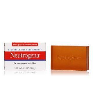Cookie reccomend Neutrogena dry skin facial bar