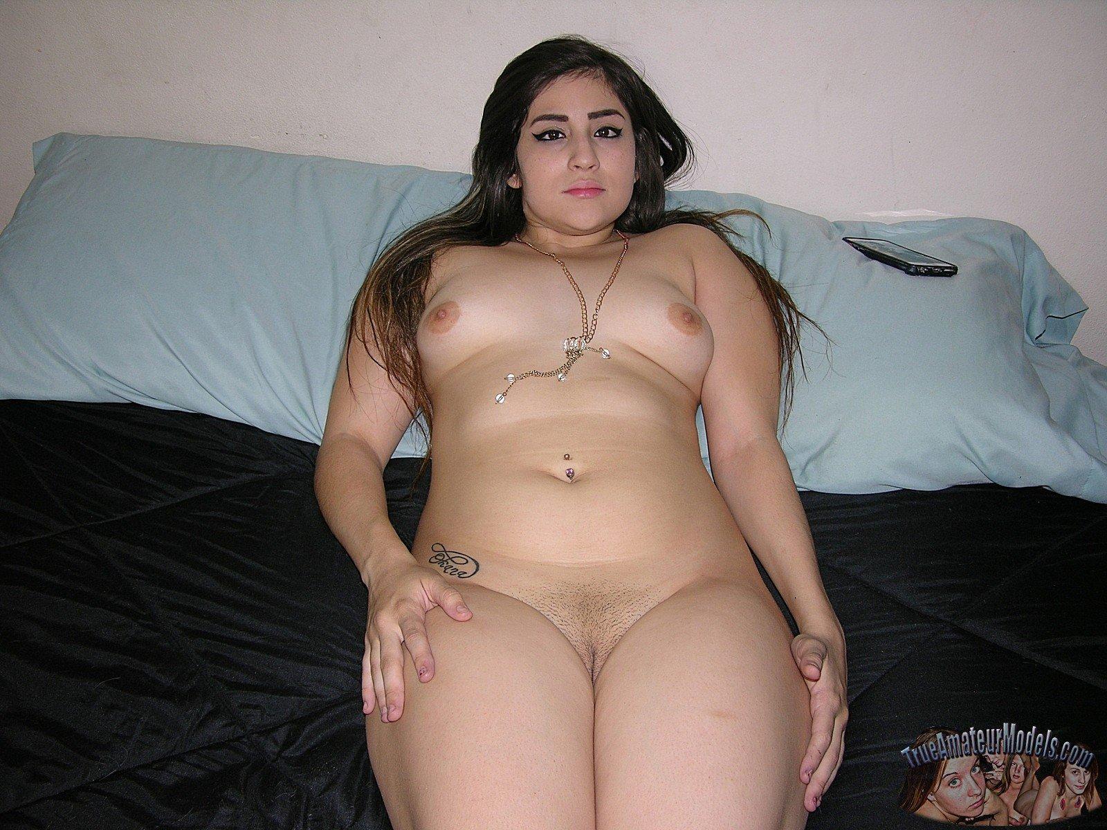 Light skin ebony naked