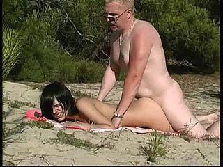 Nude n boobs smooching