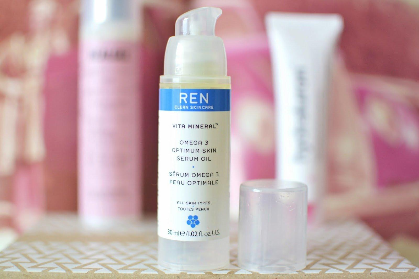 best of Facial Omega ren 3 serum