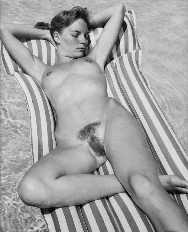 Retro ebony nudists, naked brazili