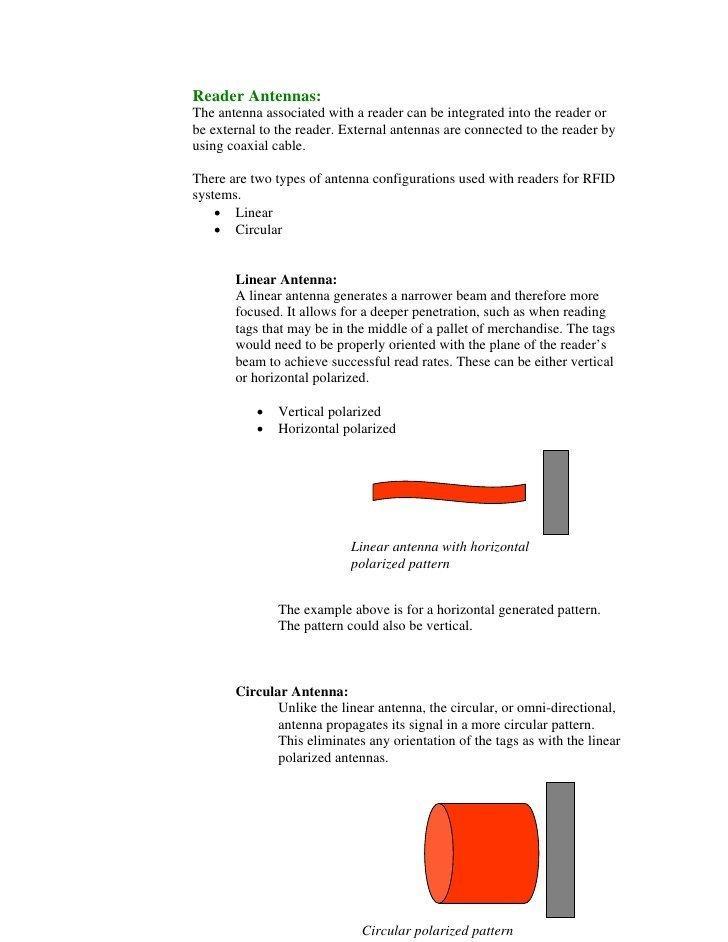 Rfid metal penetration