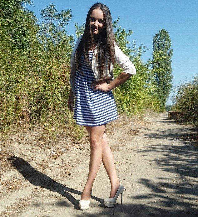 Romania teen models